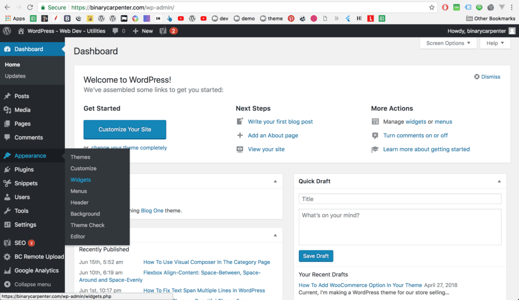 [Picture Guide] How To Add MailChimp Optin-Box To Your WordPress Sidebar 4