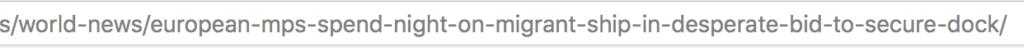 How To Change Categories' URLs In WordPress 1