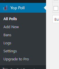 How To Create A Poll On Your WordPress Website 1