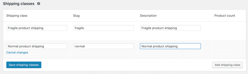 How To Set Woocommerce Custom Shipping Cost Per Product 1