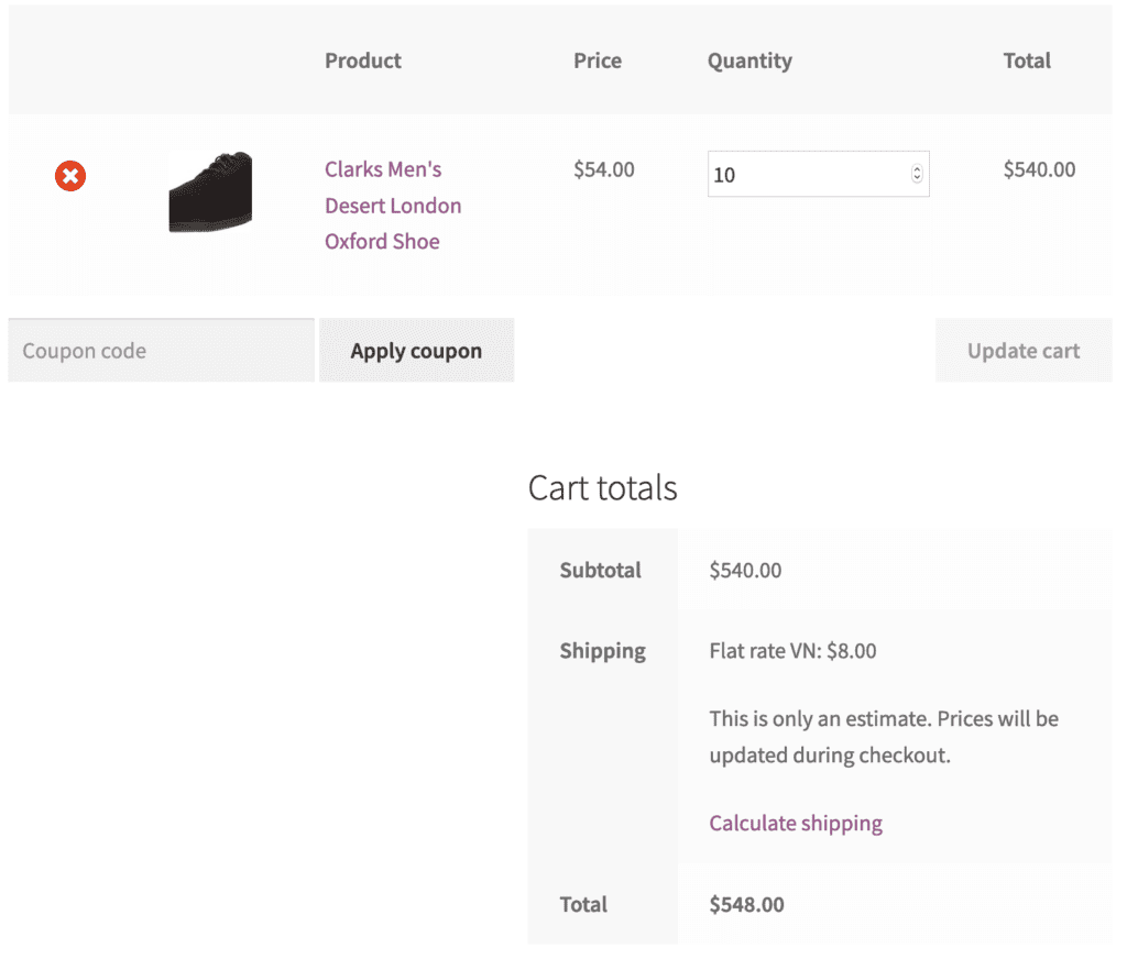 How To Setup Different WooCommerce Shipping Rates By Country 9