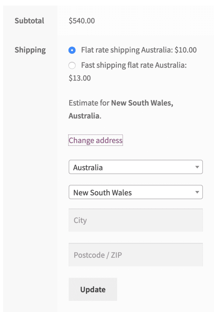 [Solved] Woocommerce Shipping Zones Not Showing In Cart and Checkout Page 3
