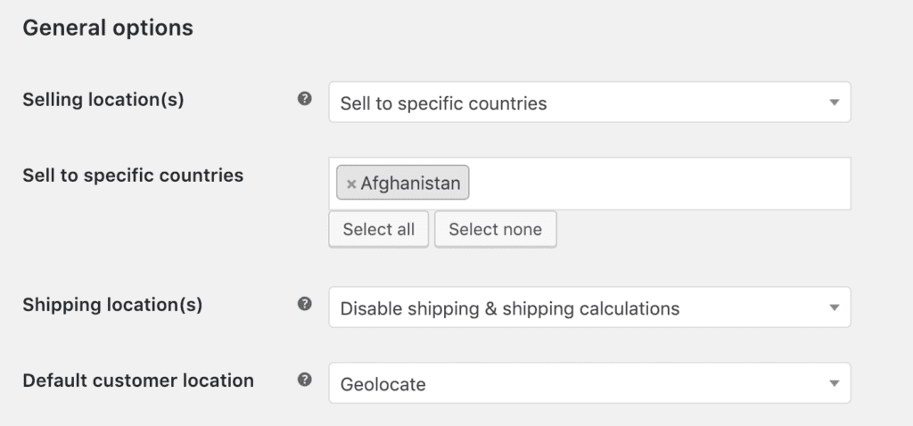 [Solved] Woocommerce Shipping Zones Not Showing In Cart and Checkout Page 2