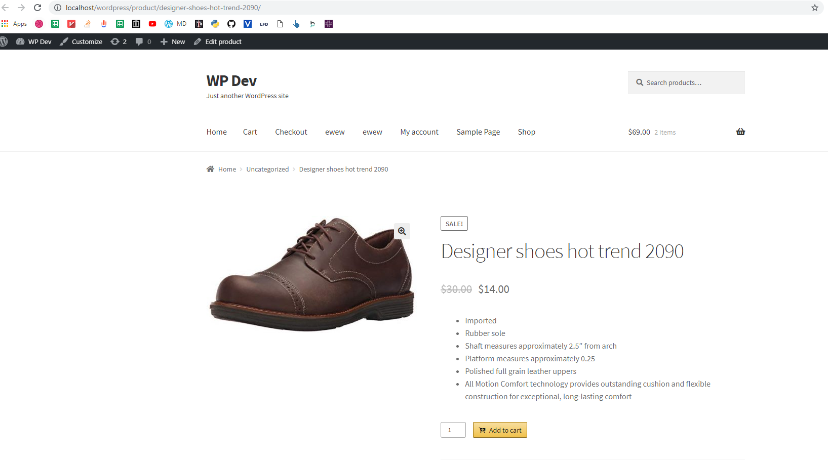 woocommerce-simple-product