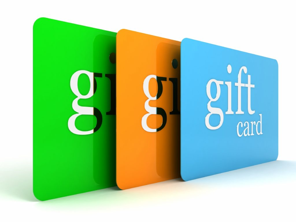 woocommerce gift card