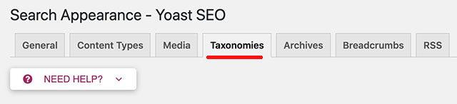 How To Exclude Tags, Categories From Google Index 3