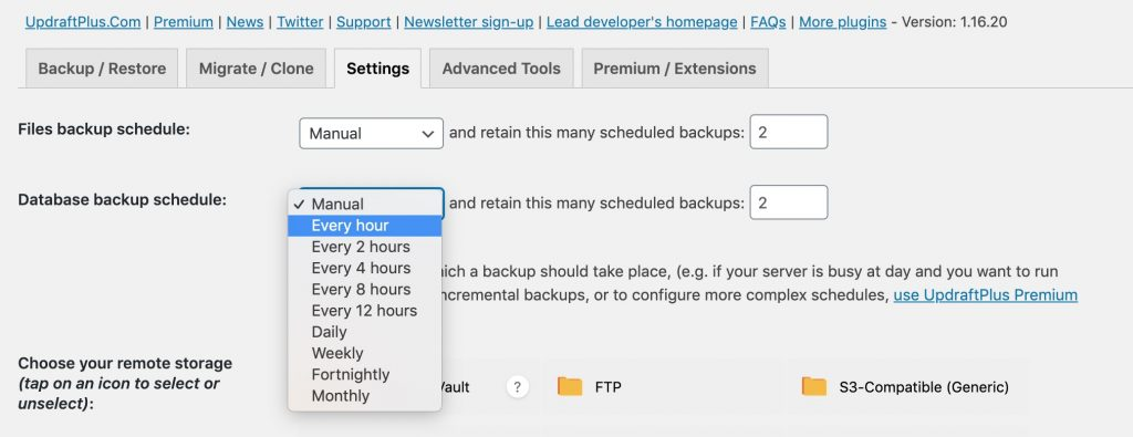 How To Backup WooCommerce Database Quickly 1