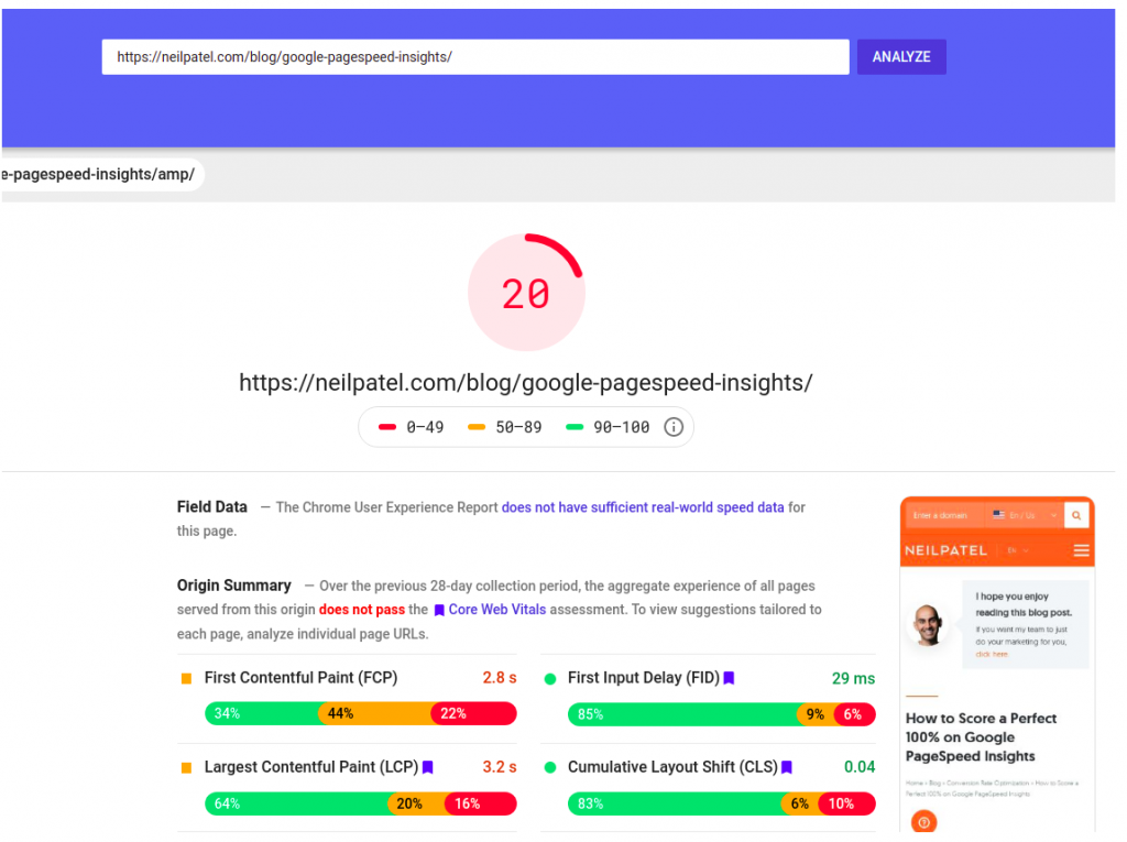 Step by Step To Improve Google PageSpeed Insights Score 2